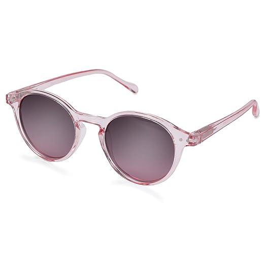 ZENOTTIC Round Sunglasses Polarized Vintage Classic Retro Sunglasses UV400 For Men and Women