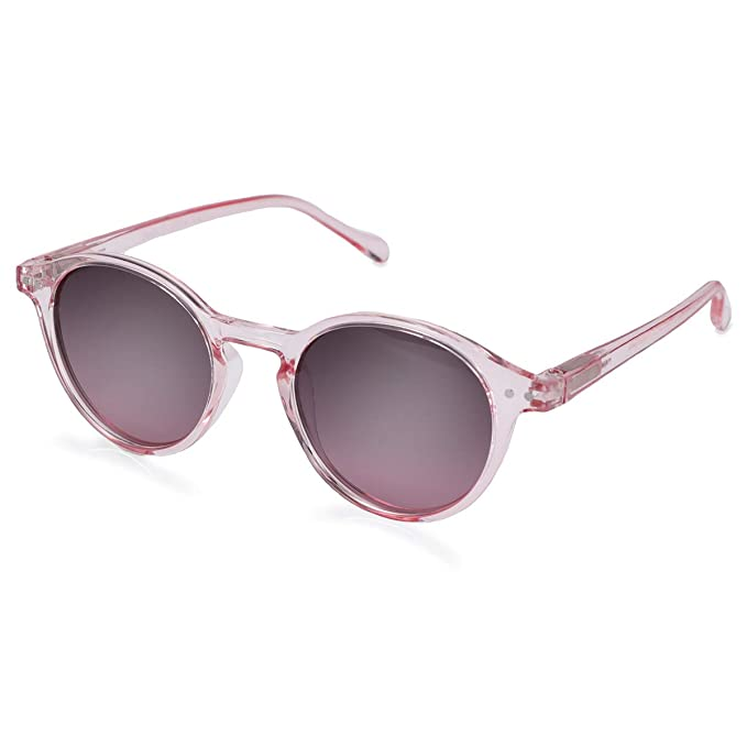 Amazon.com: ZENOTTIC - Gafas de sol redondas polarizadas ...