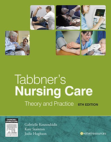 Tabbner's Nursing Care: Theory and Practice Pdf