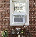 Haier 8,000 BTU 115-Volt Smart Window, Energy