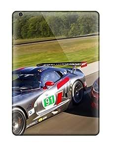 Jeremy Myron Cervantes Perfect Tpu Case For Ipad Air/ Anti-scratch Protector Case (racing Car )