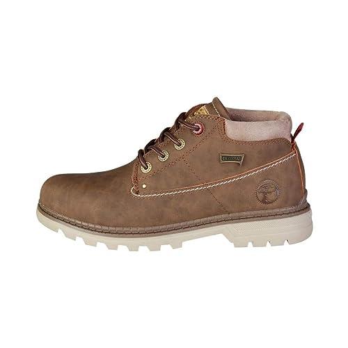 Carrera Jeans Hombre CHUKKA_CAM721055 Marrón Botines 44 EU: Amazon.es: Zapatos y complementos