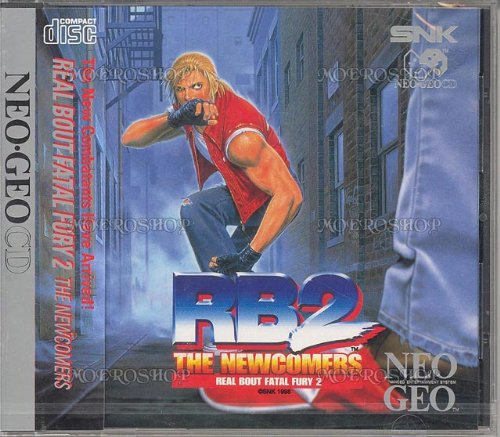 Real Bout Fatal Fury 2: The Newcomers [Japan Import]