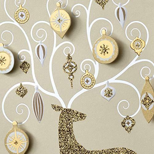 Hallmark Boxed Handmade Christmas Card Assortment (24 Cards and Envelopes) Photo #6