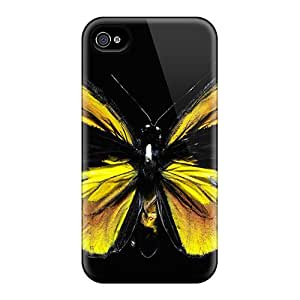 Snap-on Butterfly Cases Covers Skin Compatible With Iphone 6plus