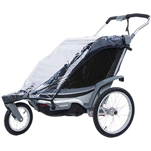 Chariot Carriers Cheetah - Thule Cheetah 2 Child Carrier Rain Cover
