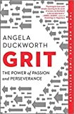 [By Angela Duckworth ] Grit: The Power of Passion and Perseverance (Paperback)【2018】by Angela Duckworth (Author) (Paperback)