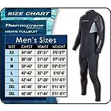Henderson Men's Thermoprene Pro Wetsuit 3mm Back