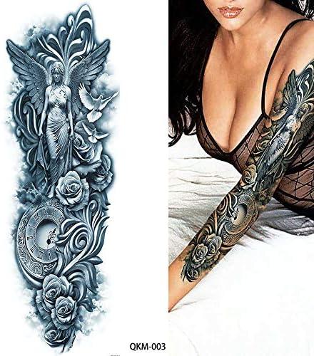 Tatuaje temporal, Zeus grande Mitología griega antigua Brazo ...