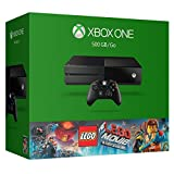 xbox one console refurbished - Xbox One 500GB Console - The LEGO Movie Videogame Bundle (Certified Refurbished)