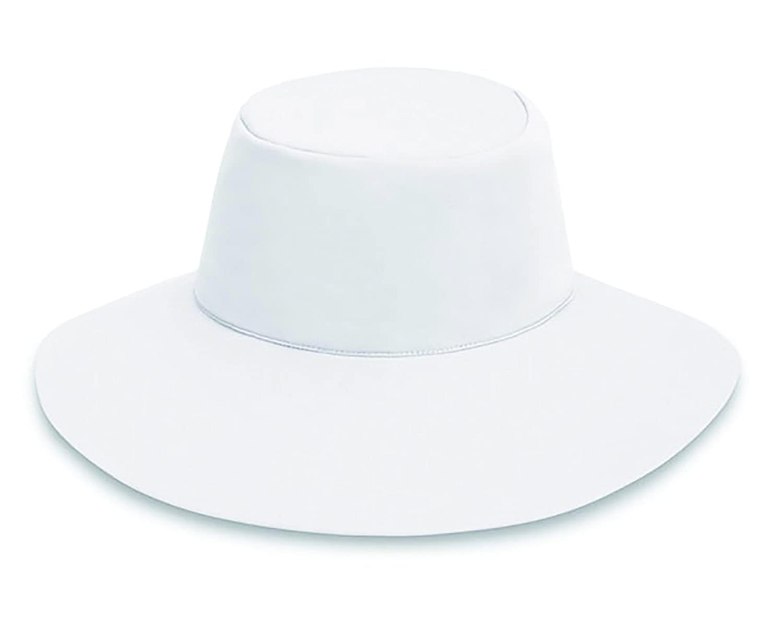 Wallaroo Hat Company Women s Aqua Sun - UPF 50+ - Packs Flat  157b8e9d18e