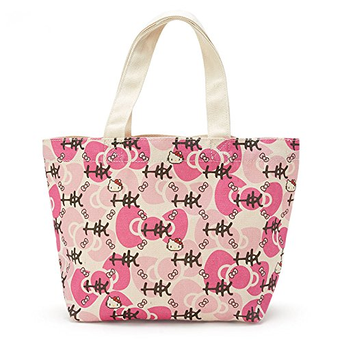 Sanrio Hello Kitty lunch bag ribbon From Japan - Nerd Costume Group Ideas