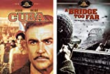Sean Connery Double Feature Cuba - A Bridge Too Far -