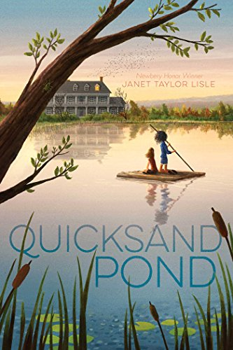 Quicksand Pond by [Lisle, Janet Taylor]