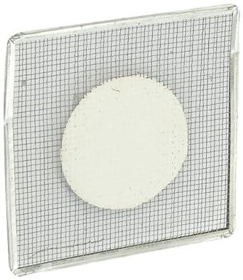 Ajax Scientific Galvanized Steel Wire Gauze Square with Ceramic ...