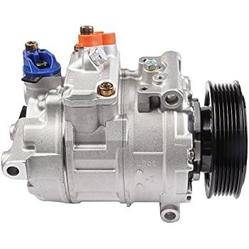 ECCPP A/C Compressor fits 2014-2015 Volkswagen Jetta/Passat 1.8L Tiguan 2.0L 09-15