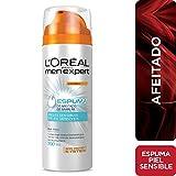 Espuma para afeitar, Men Expert L'Oréal Paris, 200 ml