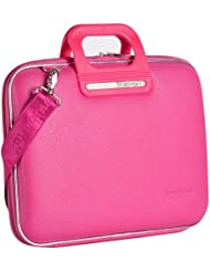 Bombata Bag Firenze Briefcase for 17 Inch Laptop - Pink