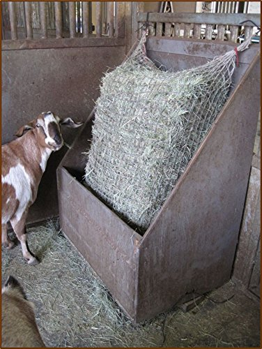Freedom Feeder Mesh Net Full Bale Horse Feeder - Designed To Feed Horse For 7 Days - Reduce Horse Feeding Anxiety And Behavioral Issues by Freedom Feeder FF (Image #1)