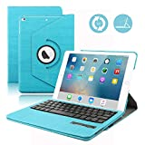 iPad 9.7 Keyboard Case,Dingrich 360 Degree Rotating Case - Best Reviews Guide