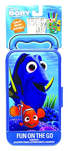 (Tara Toy Finding Dory Fun On The Go Playset)