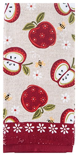 Kay Dee Designs R6240 an Apple A Day Terry Towel