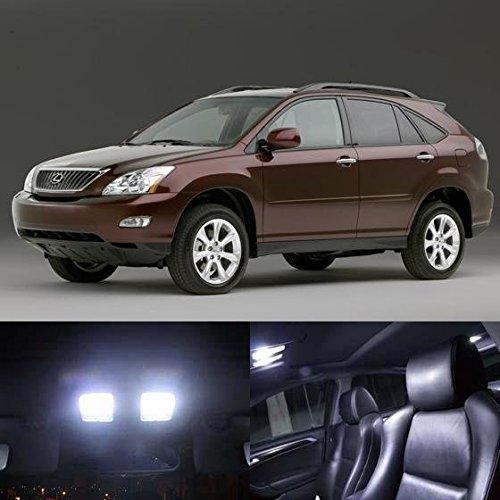 partsam-13pcs-white-interior-led-light-package-kit-for-2004-2008-lexus-rx330-rx350-rx400h
