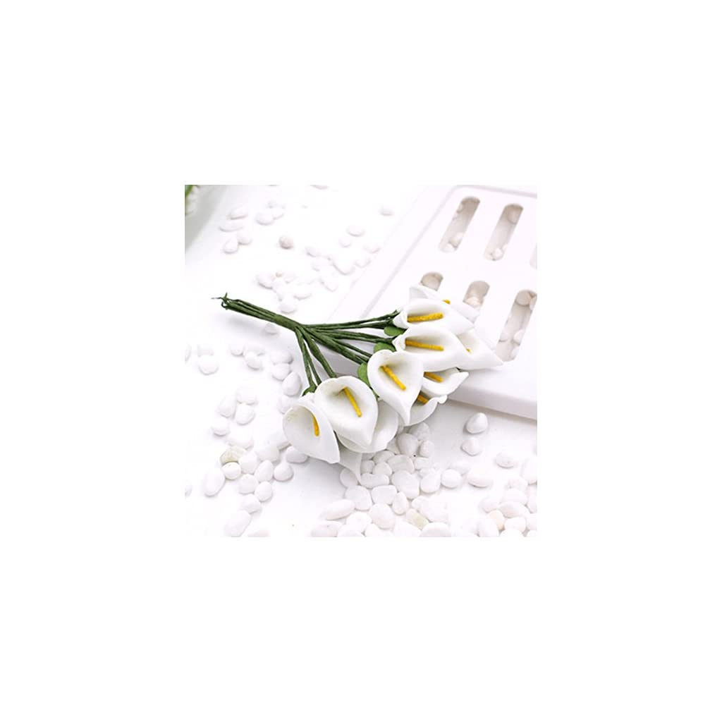 144PCS-Mini-Artificial-Calla-Lily-Bouquets-for-Bridal-Wedding-Home-Decoration-Gift-Box-Wrap