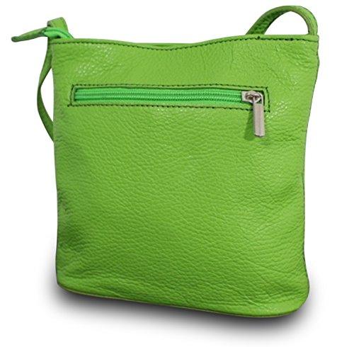 My-Musthave , Borsa Messenger  Verde verde Medio