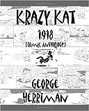 Krazy Kat 1918 [Comic Anthology], George Herriman, 1449577121