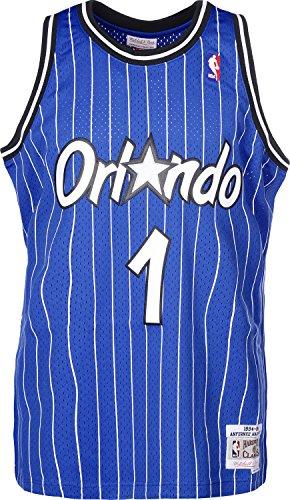 finest selection ba94e bdf6d Mitchell & Ness Orlando Magic Anfernee 'Penny' Hardaway #1 ...