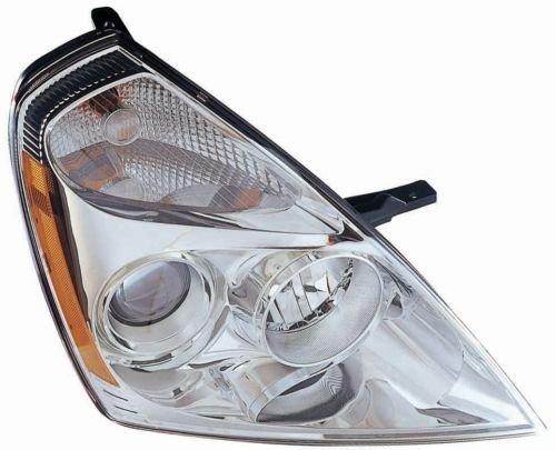 KIA Sedona Replacement Headlight Assembly - Passenger Side