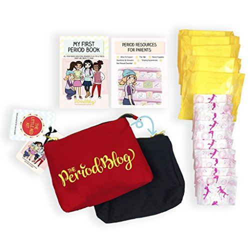The Period Blog Period Starter Kit - The Little Red Kit
