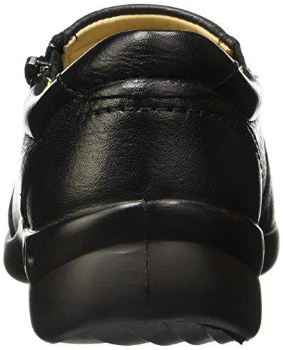 Zapato de Negro para Confort Ofelia Mujer Flexi Casual w75tnp
