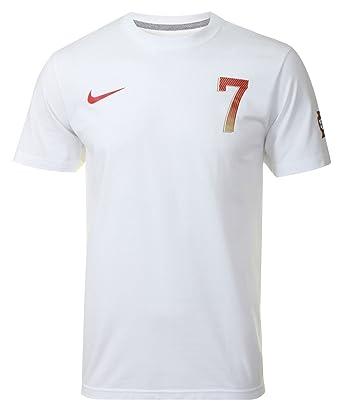 Nike Portugal - Camiseta de fútbol (Ronaldo), XL