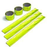 NLGToy 6pcs Bicycle Reflective Safe Leg Pants Clip