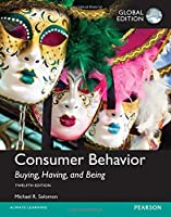 Consumer Behavior: Buying, Having, and Being, 4th Edition Front Cover