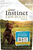 Nature's Variety Instinct Raw Boost Grain-Free Chicken Meal Large Breed Puppy Food, 20 lbs.