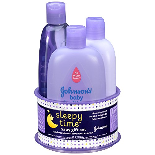 Johnson's Baby Sleepy Time Gift Set