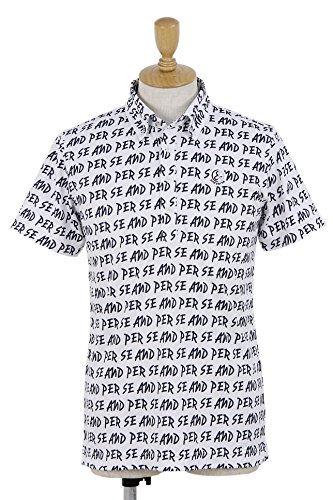 [アンパスィ]紳士半袖シャツ メンズ
