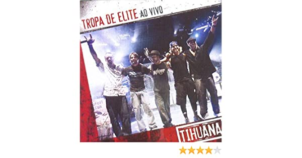 DE ELITE RAP BAIXAR TROPA CD
