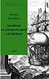 Introduction Aux Principes de Morale et de Legislation, Bentham, Jeremy, 2711623246