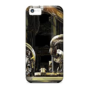 High-quality Durable Protection Cases For Iphone 5c(large 3d Design 64)