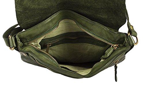 SHOES à porter Sac pour ZETA Vert l'épaule femme à SwdaSg