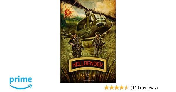 Hellbender: Ron T  Shaw: 9781463662516: Amazon com: Books