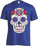 America's Finest Apparel Chicago Northside Baseball Sugar Skull - Men's