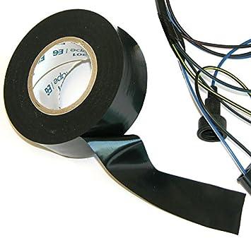 amazon com 1 roll factory electrical non adhesive wiring harness rh amazon com Wire Harness Non Adhesive Tape friction tape wiring harness