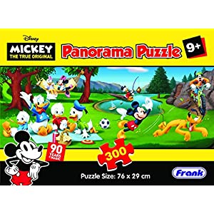 Frank Disney's Mickey Mouse Puzzle...