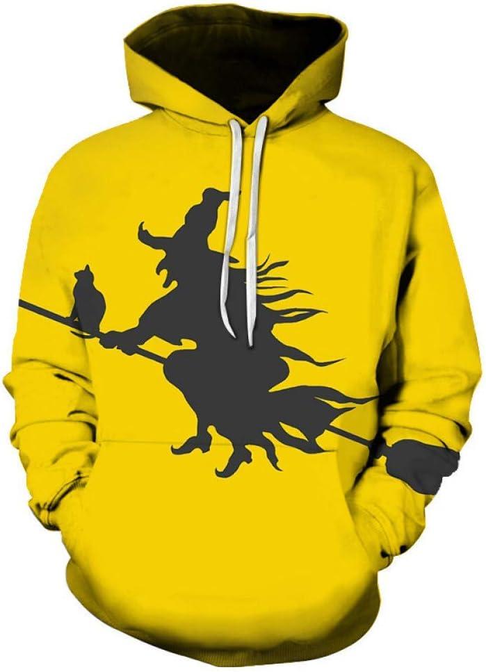 XIN Langarm Print 3D Hoodie Lässige Street Hooded,L S