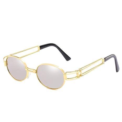 Amazon.com: 90S - Gafas de sol de lujo para mujer Steampunk ...